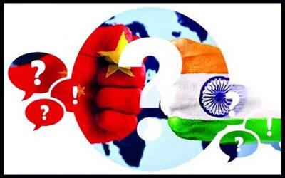 চীন-ভারত যুদ্ধ কি অনিবার্য?