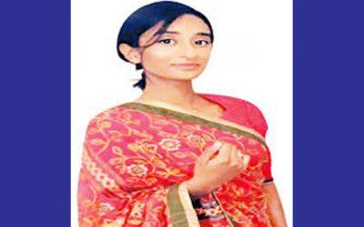 প্রবাসী বাঙালি তরুণী আয়েশা জেরিন খান