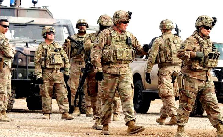 চীনা বাহিনীর মোকাবেলায় আসছে মার্কিন সেনা!