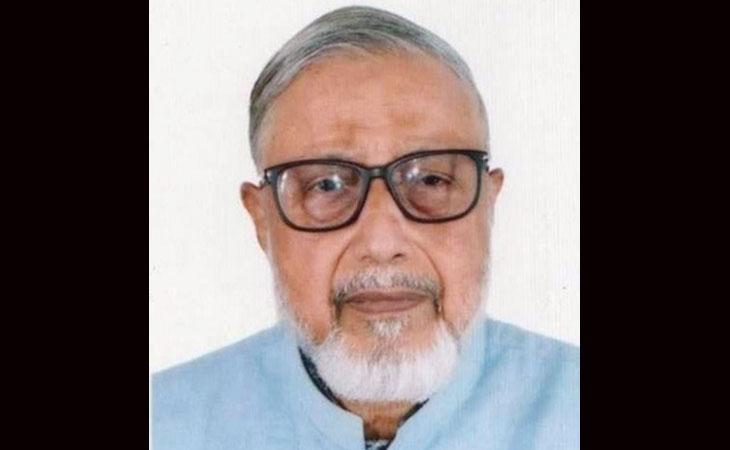 বিএনপির সাবেক মন্ত্রী গিয়াস উদ্দিন আর নেই