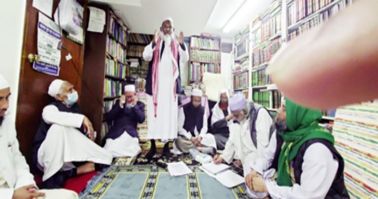আল্লামা আহমদ শফির ইন্তেকালে শোক