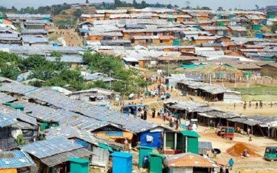 কক্সবাজারে রোহিঙ্গা ক্যাম্পে সংঘর্ষ : নিহত ৪