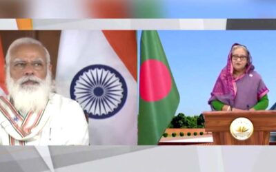 বাংলাদেশ-ভারত মৈত্রী সেতুর উদ্বোধন