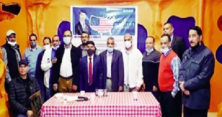 সিটি কাউন্সিল নির্বাচনে সদস্যপ্রার্থী সাবুল উদ্দিনের ফান্ড রেইজিং অনুষ্ঠিত
