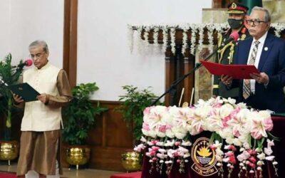 ড. শামসুল আলমকে পরিকল্পনা প্রতিমন্ত্রী নিয়োগ দিয়ে প্রজ্ঞাপন