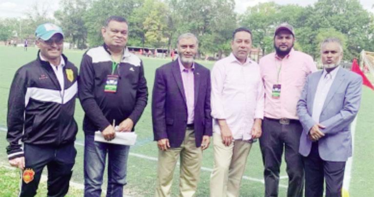 ফুটবল লীগ ২০২০ : ব্রঙ্কস ইউনাইটেড ও বিবিএ'র পূর্ণ পয়েন্ট অর্জন