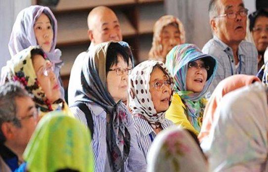 জাপানে এক দশকে মুসলিমদের সংখ্যা বেড়ে দ্বিগুণ