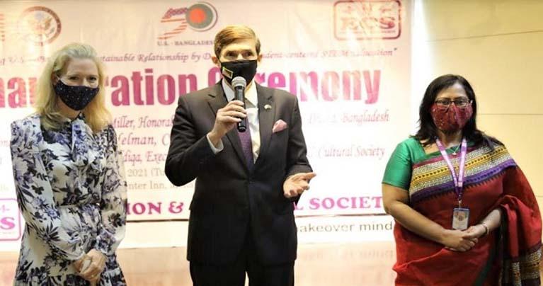 বাংলাদেশি নারীদের জন্য ঢাকাস্থ মার্কিন দূতাবাসের শিক্ষা উদ্যোগ