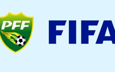 পাকিস্তান ফুটবলকে নিষিদ্ধ করলো ফিফা