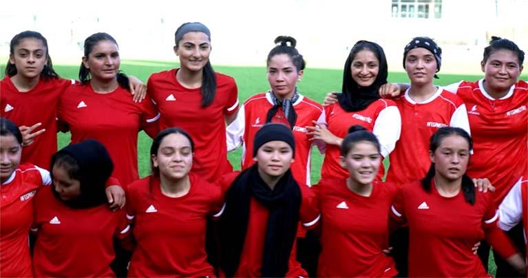 পর্তুগালে আশ্রয় পেলেন আফগান নারী ফুটবলাররা