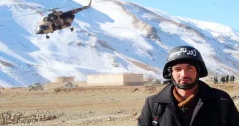 আফগানিস্তানে আবারও সাংবাদিককে হত্যা