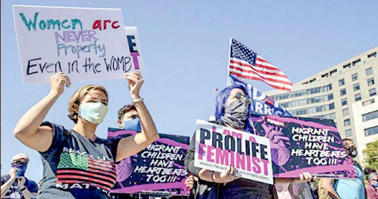 যুক্তরাষ্ট্রে নির্বাচন : লিঙ্গবৈষম্যে নারী প্রার্থীরা