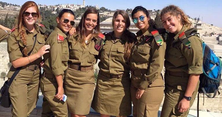 নারীদের ওপর যৌন হয়রানি বেড়েছে ইসরাইল সেনাবাহিনীতে